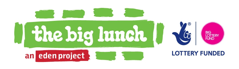 The Big Lunch. An Eden Project. Lottery Funded